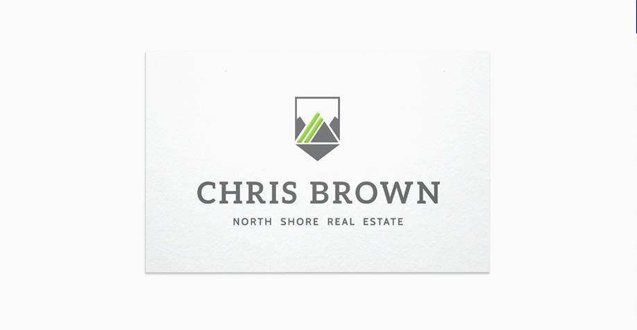 Chris Brown Real Estate Logo