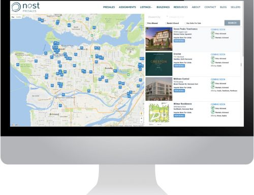 New Presales and Buildings Search Module