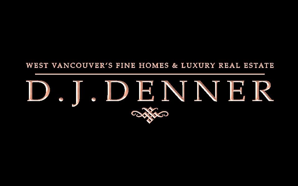 DJ Denner real estate agent marketing and branding logo